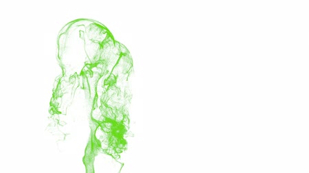 Smoke particle animation Wideo