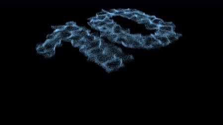 cerceta : A number of polygon wave flow by small particles 4K