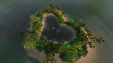 yeşilbaş : 3D tropical island of love
