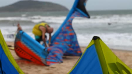 vietnã : Kitesurfing sports for active people