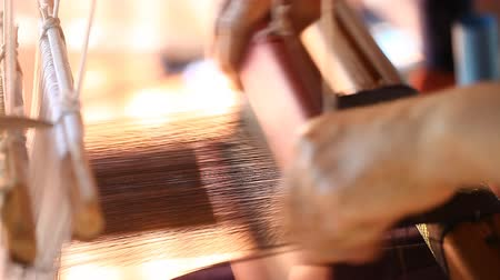 ткачество : Production of the legendary Asian silk and cotton