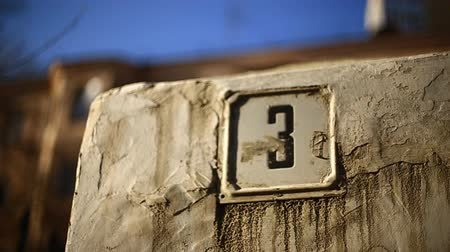 contagem regressiva : House Number Countdown street number