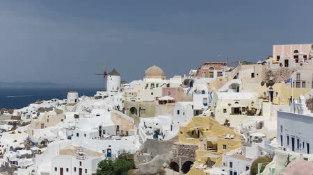 УВР : Traveling on Oia in Santorin