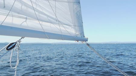 kapatmak : A sailboat from various perspective including wild angle and close up.