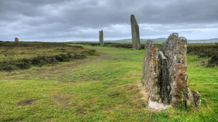 arqueológico : A Timelapse of the Ring of Brodgar, Orkney, Scotland