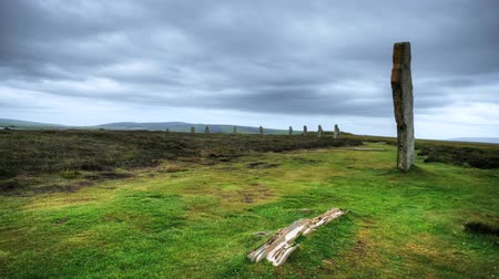 arqueológico : A Timelapse of the Ring of Brodgar, Orkney