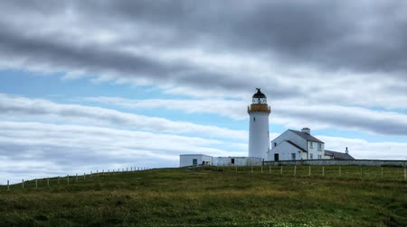 İngilizler : Timelapse of Cantick Head Lighthouse, Orkney, Scotland