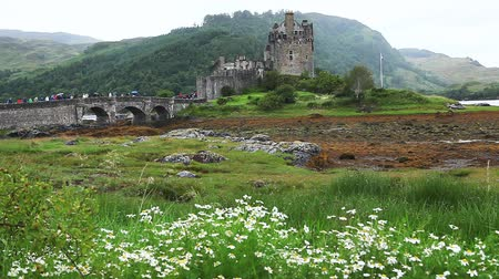 felvidéki : Eileen Donan Castle, one of the most beautiful castles in  in Scotland
