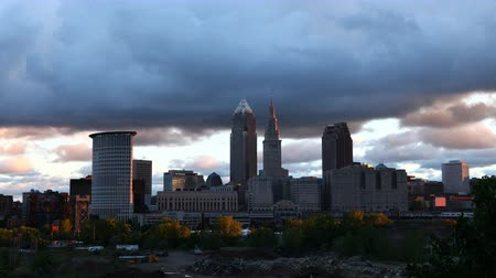 populair : 4K UltraHD Timelapse Day to Night in Cleveland, Ohio