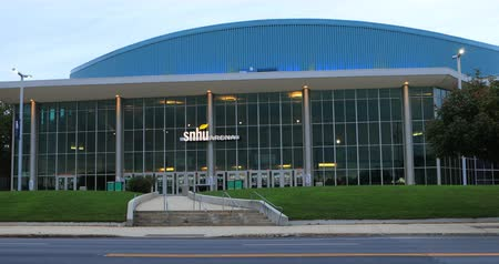 арена : SNHU Arena in Manchester, New Hampshire