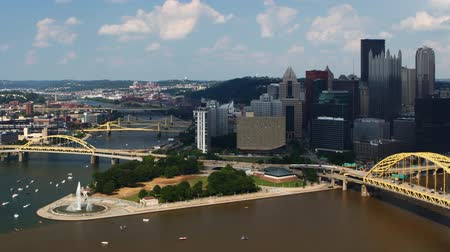 cinemagraph : Cinemagraph, Looped, Timelapse  in Pittsburgh Stock Footage