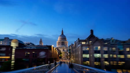 tamisa : hyper lapse, St. Pauls cathedral, London, UK
