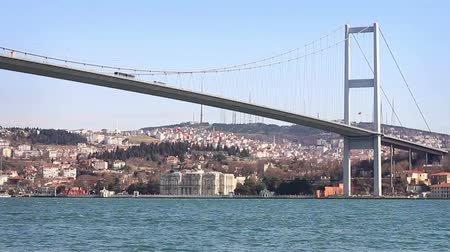 saray : Istanbul Bosporus Bridge view from Ortakoy Region