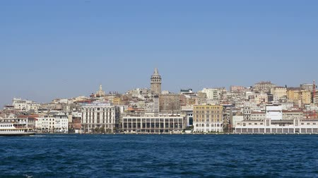 apartamentos : Karakoy port from cruise ship in Istanbul, Turkey
