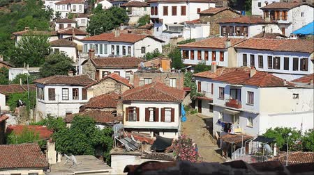 seljuk : Architecture in Sirince reflects the characteristic texture of the region extending from Northern Greece to Bursa, Balikesir, Amasra and Safranbolu in Turkey