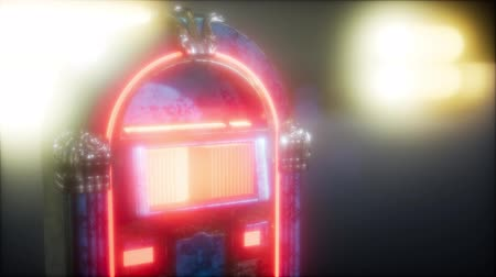 sobota : retro jukebox in the dark