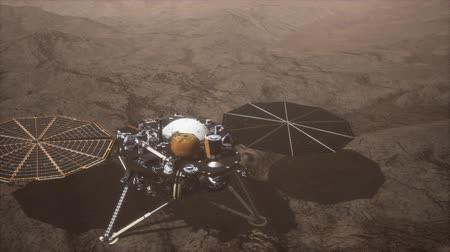 insight : Insight Mars exploring the surface of red planet