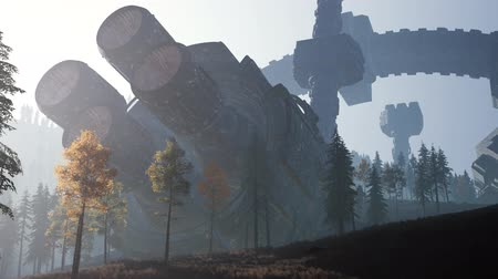 посетитель : UFO crashed in the forest