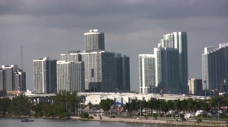 Miami, Florida skyline