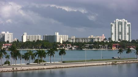 Miami, Florida scenic view 影像素材