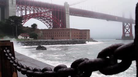yaya köprüsü : Golden Gate Bridge, San Francisco (Cities)