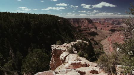ravina : FullHD shot of the Grand Canyon, Pan
