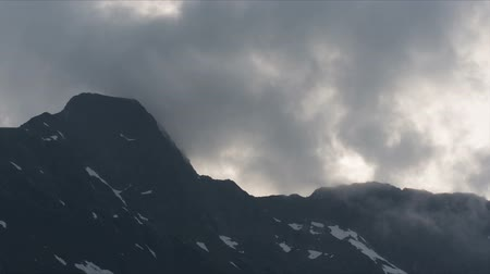 peak : 1080p, Time Lapse of Andalsnes landscape, Norway