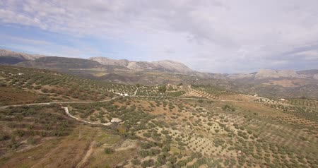 arejado : 4K Aerial, Flight over the fields of Colmenar, Andalusia, Spain - Shot is straight out of the camera, no recompression. Watch for the graded and stabilzed versions in my portfolio Vídeos