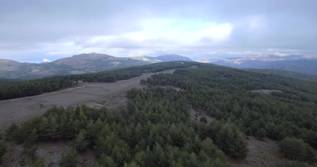 forestal : 4K Aerial, Flight between rocks and along mountains, Andalusia, Spain - Shot is additionally stabilized, graded and mostly accelerated. Watch for the native versions, straight out of the camera in my portfolio.