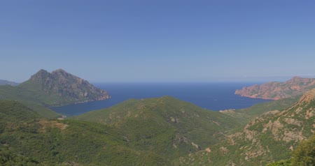 corte : 4K, Galeria Viewpoint, Corsica, Pans, Zooms, Tilt, Jib-Moves