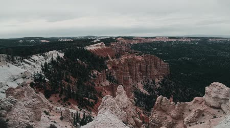 plateau : Bryce Canyon National Park, Utah, United States - Graded Version