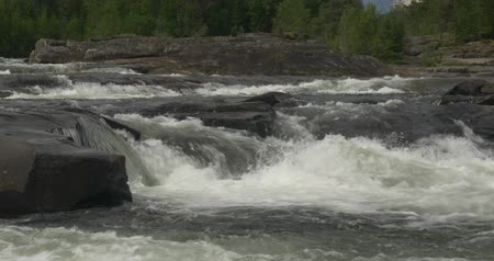 uzuv : Hallingdalselva River In Norway