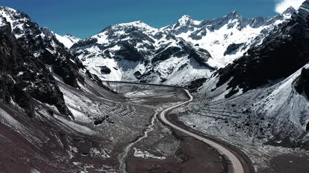 ravina : Aerial, The Andes Between Chile And Argentina - neutral Version