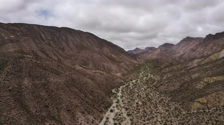 Aerial, Part Of The Andes In Argentina - neutral version