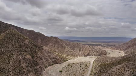 versiyon : Aerial, Part Of The Andes In Argentina - neutral version