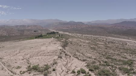stony : Aerial, Landscapes Around Angulos, Argentina