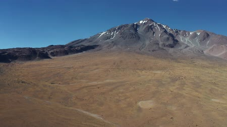 versiyon : Aerial, Camino Al Paso Socompa, Border Between Chile And Argentina - neutral version
