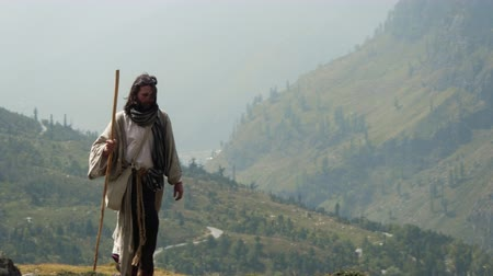 cowherd : Jesus in the Galilean mountains, the Holy Land