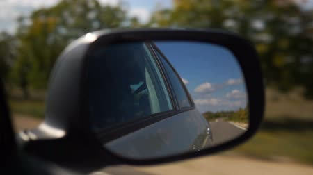 wide or a car rearview or mirror view