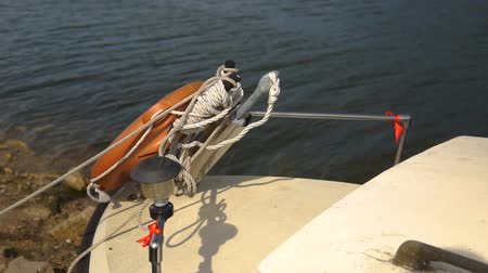 scull : The fishing boat of the river