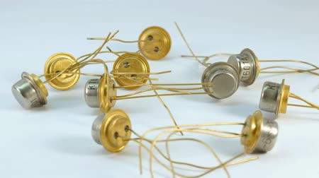 yaldız : Old gold transistors, the times of the USSR