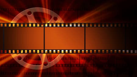 films : Films en film reel met glans