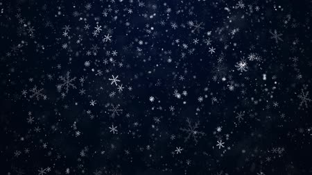 С Рождеством : New Years winter snow background