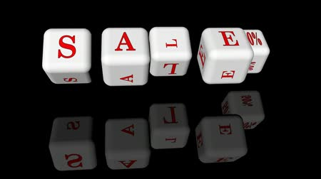 coringa : Inscription sale on the dice