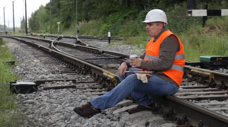 çay fincanı : Worker with a coffee on the rail episode 5
