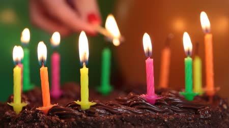 nascimento : Candles on the birthday cake episode 4
