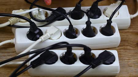 шнур : Electric plugs with extension cords episode 1