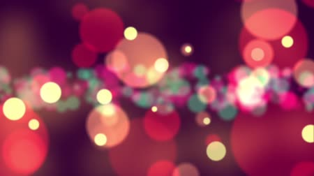 боке : Colorful abstract bokeh