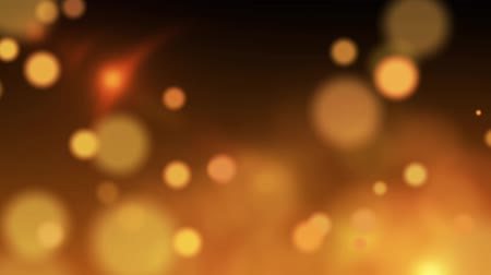 background gold : Abstracte bokeh in goud kleur