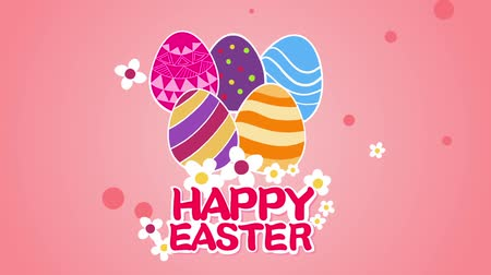 easter : Happy Easter animation